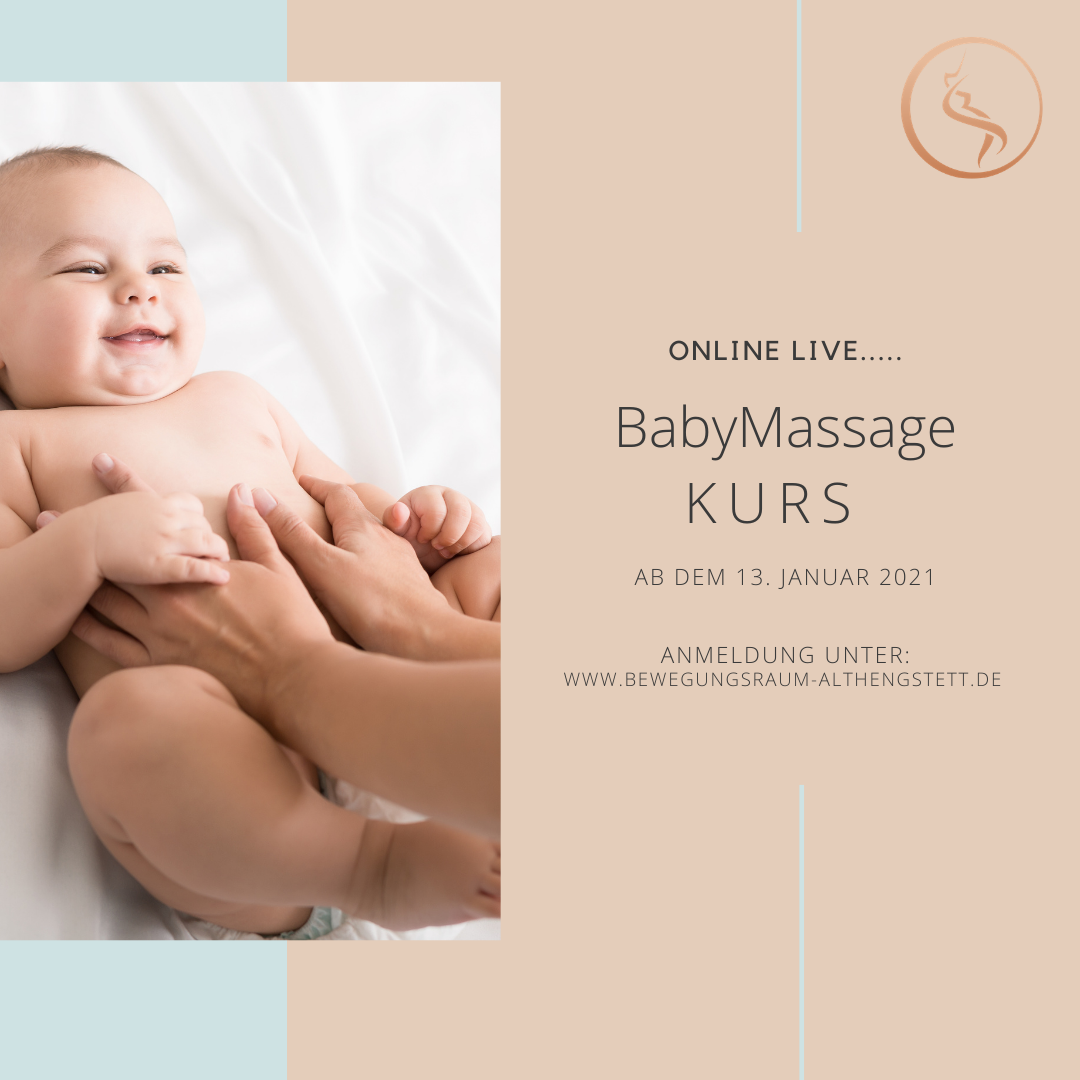 BABYMASSAGE Kurs Januar